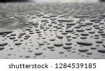 automotive beading droplets for ... | Shutterstock . vector #1284539185