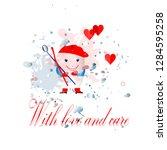 vector illustration is suitable ...   Shutterstock .eps vector #1284595258