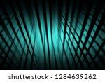 illustration turquoise digital... | Shutterstock . vector #1284639262