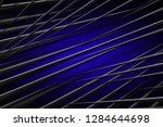 illustration blue digital... | Shutterstock . vector #1284644698