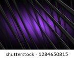 illustration purple digital... | Shutterstock . vector #1284650815