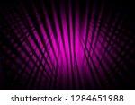 illustration pink digital... | Shutterstock . vector #1284651988