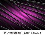 illustration pink digital... | Shutterstock . vector #1284656335
