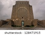 Voortrekker Monument On A...