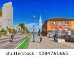 san francisco  california  usa  ... | Shutterstock . vector #1284761665