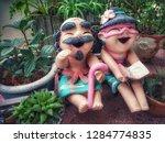 Grandma And Grandpa Dolls In...