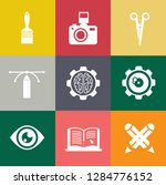 web design icons  graphic... | Shutterstock .eps vector #1284776152