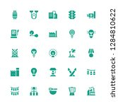 electricity icon set.... | Shutterstock .eps vector #1284810622