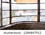 close up of original metal... | Shutterstock . vector #1284847912