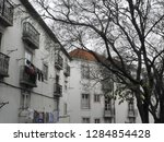 lisbon   portugal  january 05 ... | Shutterstock . vector #1284854428
