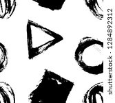 seamless pattern. vector... | Shutterstock .eps vector #1284892312