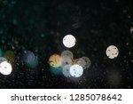 beautiful background of night...   Shutterstock . vector #1285078642