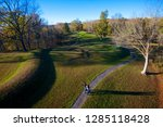 Small photo of The Great Serpent Mound is a 1,348-foot (411 m) long, three-foot-high prehistoric effigy mound on a plateau of the Serpent Mound crater along Ohio Brush Creek in Adams County, Ohio.