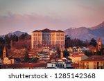 rivoli  italy   january 2019 ... | Shutterstock . vector #1285142368
