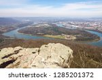 usa  tennessee  chattanooga ... | Shutterstock . vector #1285201372