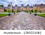 fontainebleau  france   june 31 ... | Shutterstock . vector #1285221082