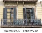 Windows And Balcony