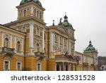 marianske lazne  czech republic ... | Shutterstock . vector #128531528