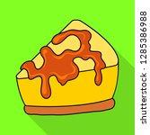 vector illustration of... | Shutterstock .eps vector #1285386988