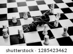 another kind of checkmate  in... | Shutterstock . vector #1285423462