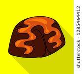 vector design of confectionery... | Shutterstock .eps vector #1285464412