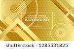 design of creative backdrop... | Shutterstock .eps vector #1285531825