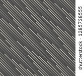 seamless diagonal line... | Shutterstock .eps vector #1285738555