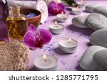 Beautiful Spa Composition With...