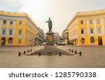odessa  ukraine   7.11.18  ... | Shutterstock . vector #1285790338