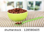 Delicious And Healthy Cereal In ...