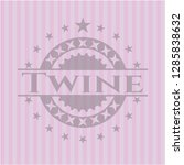 twine retro pink emblem   Shutterstock .eps vector #1285838632