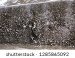 old vintage crack wall  | Shutterstock . vector #1285865092