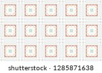 colorful seamless pattern for... | Shutterstock . vector #1285871638