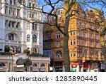 london  uk 10.03.2016. old... | Shutterstock . vector #1285890445
