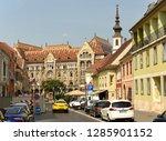 budapest  hungary   august 30 ...   Shutterstock . vector #1285901152