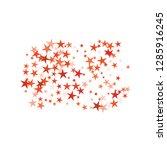 falling stars confetti... | Shutterstock .eps vector #1285916245