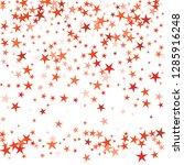 falling stars confetti... | Shutterstock .eps vector #1285916248