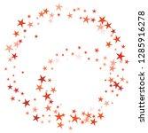 falling stars confetti... | Shutterstock .eps vector #1285916278