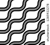 design seamless monochrome...   Shutterstock .eps vector #1285922278