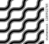 design seamless monochrome...   Shutterstock .eps vector #1285922785