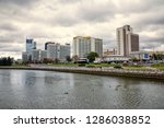 minsk  belarus    ctober 4 ...   Shutterstock . vector #1286038852
