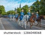 stockholm  sweden   june   2018 ... | Shutterstock . vector #1286048068