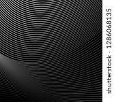 abstract black   white... | Shutterstock .eps vector #1286068135