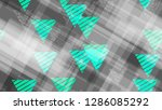 grunge geometric seamless...   Shutterstock .eps vector #1286085292
