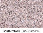 pink orange flat granite...   Shutterstock . vector #1286104348