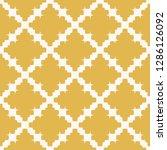 raster geometric seamless...   Shutterstock . vector #1286126092