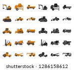 vector illustration of build... | Shutterstock .eps vector #1286158612