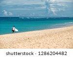 bali  indonesia   february 4 ...   Shutterstock . vector #1286204482