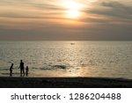 bali  indonesia   february 7 ...   Shutterstock . vector #1286204488