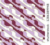 abstract geometric pattern with ... | Shutterstock .eps vector #1286389948